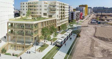 Bauprojekte und Wohnungen im Nordbahnviertel